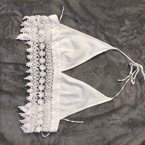 Tops - White shirt